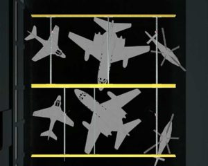 Aircraft Positioning Bridge