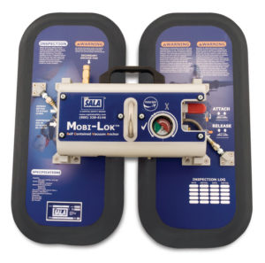 Secondary Pad Vacuum Anchor (Aviation Industry)