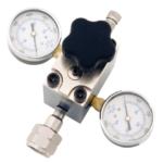Fill Station for Compressed Gas Cylinder