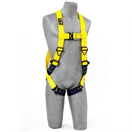 Delta™ vest-style harnesses