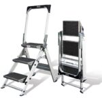Industrial StepLadder – 3 step