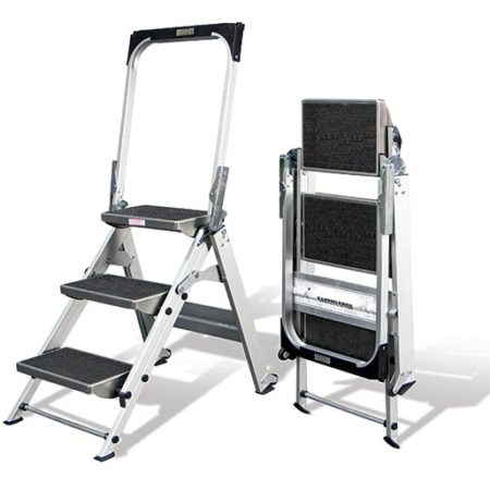 Industrial StepLadder - 3 step