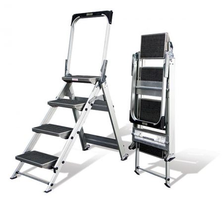 Industrial StepLadder – 4 step