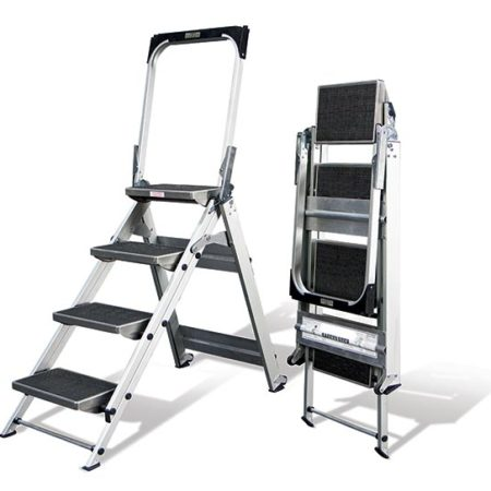 Industrial StepLadder - 4 step