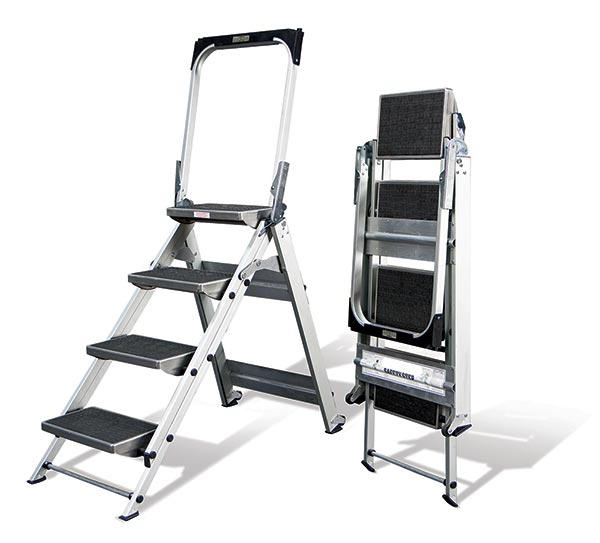Industrial Step Ladders 2 Step 3 Step Amp 4 Step Cai