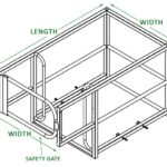 Roof Hatch Guard Dimensions