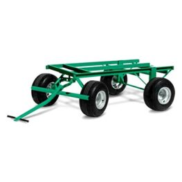 Big Giant Trailer Cart with Flat-free Tires
