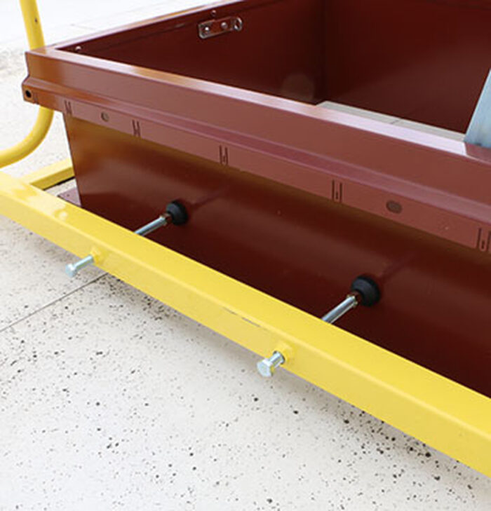 Roof Non-penetrating Hatch Guard