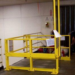 Mini Dual Mezzanine Gate Accessories