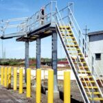Sliding Track Mounted Gangway