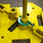 Swivel C-Clamp for Infinite Rail Angle Adjustments
