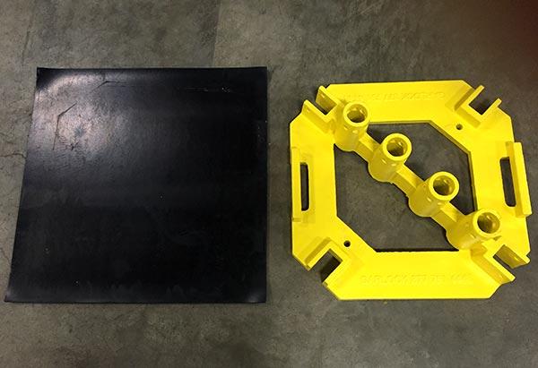 Mat for Base Plates (non-adhesive)