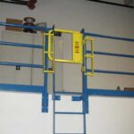 Ladder Self Closing Safety Gate