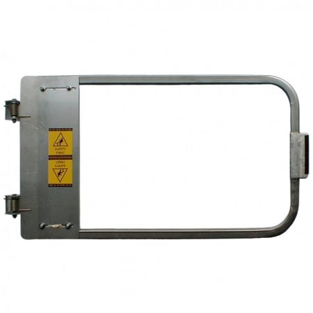 Stainless Steel Seal Welded Single Self-Closing Safety Gate