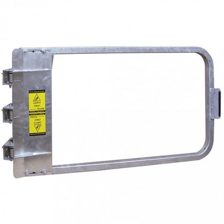 Galvanized Single Self-Closing Safety Gate