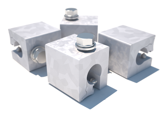 Z Maxi Clamp 4-Pack