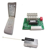 Radio Control Kit; Keypad