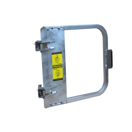 Aluminum Single Self-Closing Safety Gate