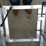 Swing Gate Aluminum – Portable Access Platform
