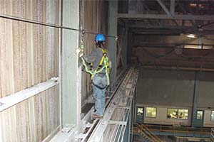 Overhead Crane Fall Protection