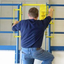 Grab Bars (Grabsafe) for Mezzanines, Platforms & Self-Closing Safety Gates