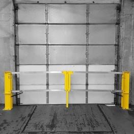 Split Opening Cantilever Gate