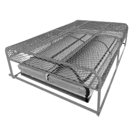 Non-penetrating Skylight Cover Guard