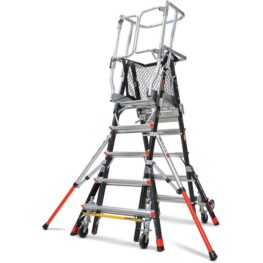 Portable Safety Ladders