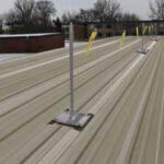 Fixed Roof Warning Lines – R-Panel Kit