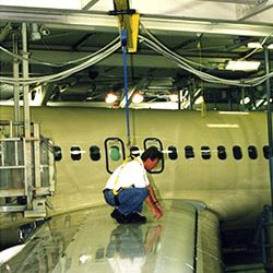 Aircraft Fall Protection