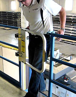 Ladder/Opening Safety Gates