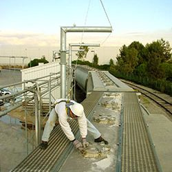 Overhead Fall Protection