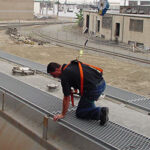 Railcar Fall Protection