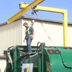 Custom Engineered Fall Protection Safety Cai Safety Systems