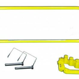 Steel Non-penetrating Guardrail Accessories