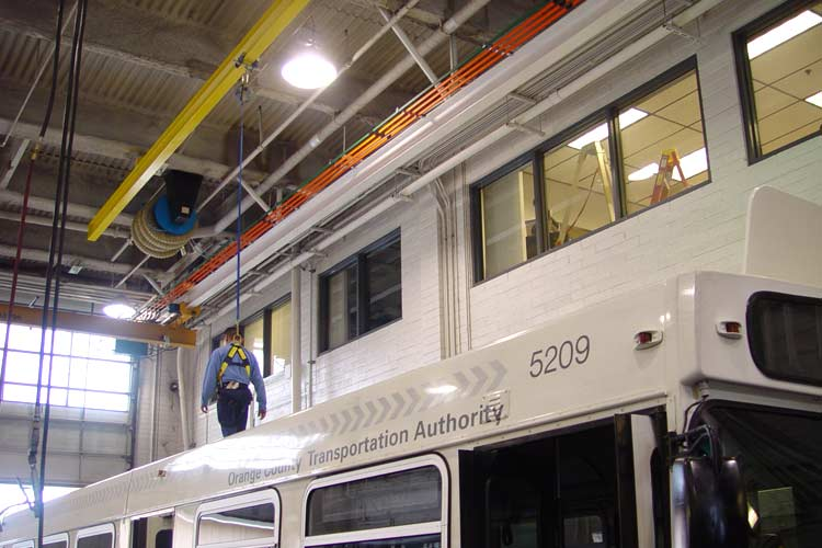 Bus Fixed Overhead System