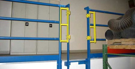 Grab Bars (for Ladderways & Safety Gates)
