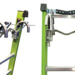 Extension Safety Ladder – Cable Hooks & Claw