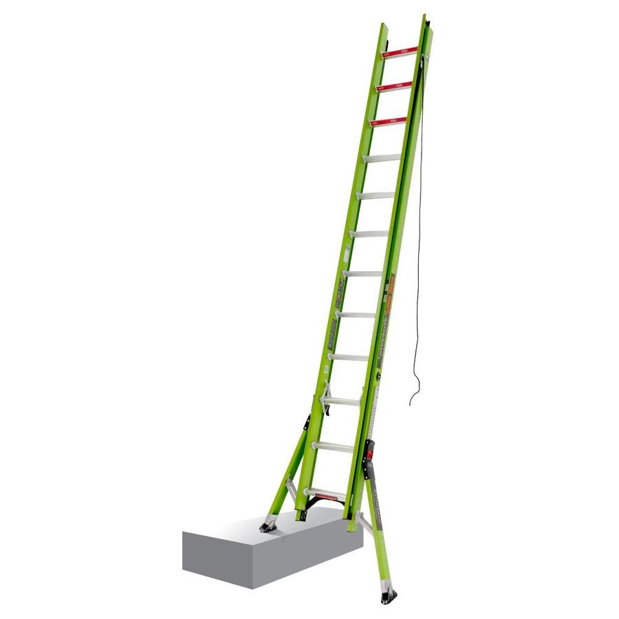 Extension Safety Ladder With Outriggers Cai Safety Systems