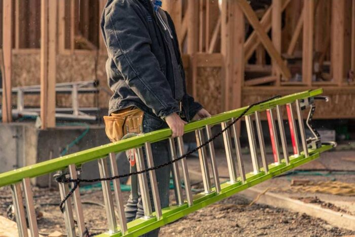 Extension Safety Ladder