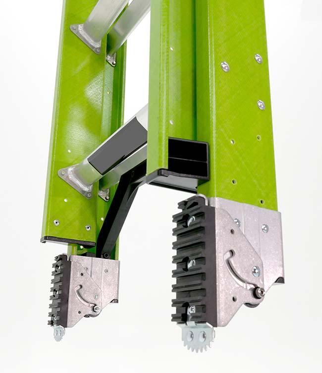 Extension Safety Ladder - Feet