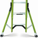 Extension Safety Ladder – Outriggers