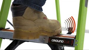 Extension Ladder - Ground Cue