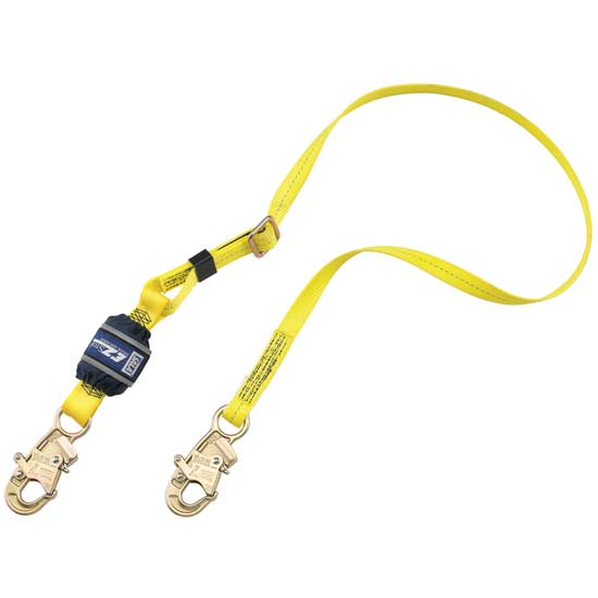 EZ-Stop™ shock absorbing lanyards