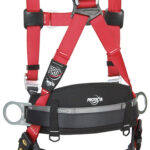 PRO™ Construction Style Positioning Harness