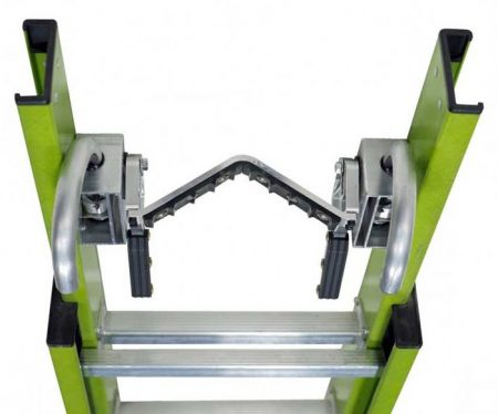 Extension Safety Ladder - V-Rung