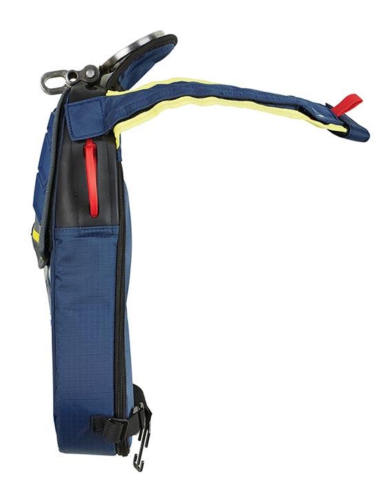 Self-Rescue Detachable Descent Harness