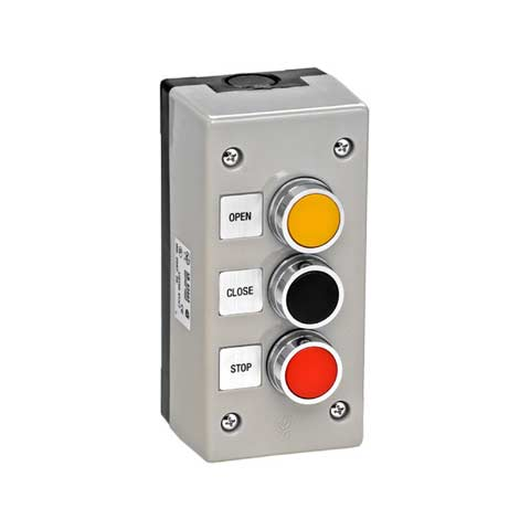 Control Three Button NEMA 4