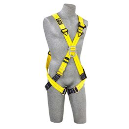 Delta Cross-Over Style Climbing Harness Universal 1102010