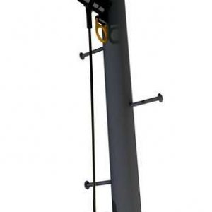 Steel Pole/Monopole Ladder Cable System